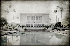 Free pictures of the Mesa, Arizona LDS Temple