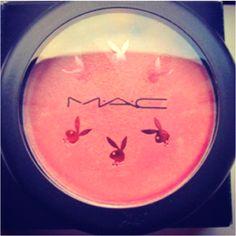 I want some playboy bunny Mac makeup!