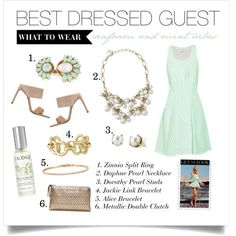 Headed to a wedding this season?  Use the link in my profile to shop this best dressed guest look!  www.stelladot.com/sarahtaliaferro