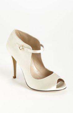 ShopStyle: BP. 'Charmed' Pump-I got these as my wedding shoes in the color Mushroom (looks like champagne)