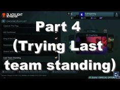 Blacklight: Retribution Part 4 (Trying Last team standing)