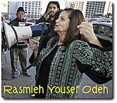 Une #féministe palestinienne emprisonnée aux Etats-Unis Après la #torture dans les prisons d'#israël, l'internement aux #USA Militante palestinienne dès 12 ans, alors qu'elle assistait aux réunions du parti communiste, Rasmieh Yousef Odeh est maintenant âgé de 66 ans. Elle a été arrêtée, à son domicile à Evergreen Park, Chicago, le mardi 22 Octobre dernier par le DHS (département de la sécurité intérieure).