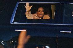 Oprah Says She is Not Running for President