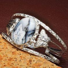 Armband Agaat Dendriet