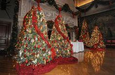 biltmore holiday decor | Biltmore Christmas festivities begin Friday morning | Black Mountain ...