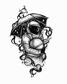 tattoo drawings My small spaceman collection, let me know your favorite dont copy or use without permission Copyright Alexandra Yarushyna Sketch Tattoo Design, Tattoo Sketches, Tattoo Drawings, Body Art Tattoos, Art Sketches, Cool Tattoos, Tattoo Designs, Tattoo Ideas, Tatoos