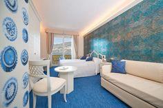 Chambre De Luxe à Lu0027esprit Créatif Par Belfiore Park Hotel   Italie