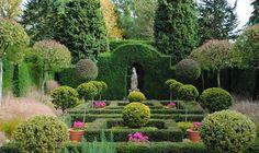 The Laskett Gardens, Herefordshire: