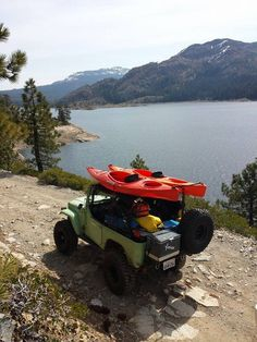 Find out about motorcycle camping outdoors Check the webpage for more information. Toyota Fj40, Toyota Fj Cruiser, Toyota Trucks, Jeep Trails, Motorcycle Camping, California Camping, Kayak Camping, Offroad, Kayaking