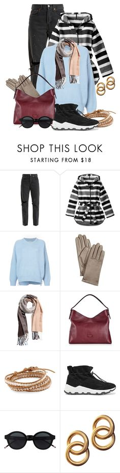 """""""Untitled #2644"""" by anfernee-131 ❤ liked on Polyvore featuring RE/DONE, Smartwool, Paco Rabanne, Charter Club, Aspinal of London, Chan Luu, Opening Ceremony and Laura Lombardi"""