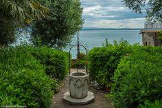 Lago Di Garda by Stéphanie Masson on 500px - A peaceful garden on the shores of Lake Garda, Italy.