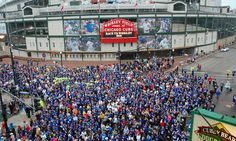 Race to Wrigley 5k, Chicago
