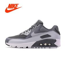 huge selection of 9525b 59f41 NIKE Men s AIR MAX 90 ESSENTIAL Breathable Running Shoes
