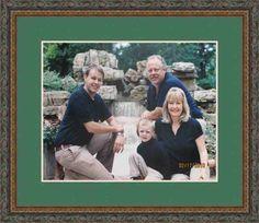Family portrait - framed by Custom Framing to you