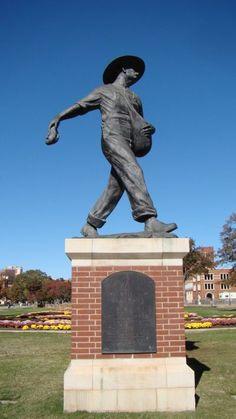 University of Oklahoma! Boomer Sooner!