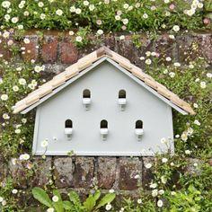 Sparrow & Finch Four Seasons Bird House
