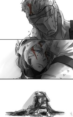Protect your healers. Soldier 76 & Mercy