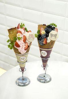 Sanrio Cafe Dessert