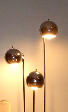 Vintage MCM lamp