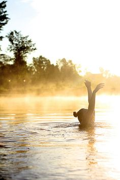 Morning swims in the lake? Yes i think so Beltane, Jolie Photo, Summer Of Love, Summer Colors, Photos, Pictures, Photographs, Life Is Beautiful, Summer Vibes