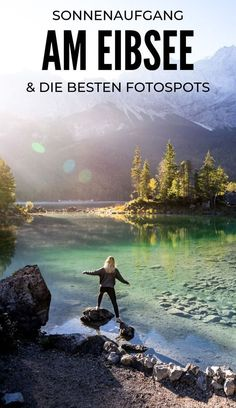 Fotoguide Eibsee – Drifting Along – Best Europe Destinations Europe Destinations, Camping Ideas, Camping Mats, Camping Grill, Camping Cooking, Camping Essentials, Tent Camping, Camping Photography, Photography Guide
