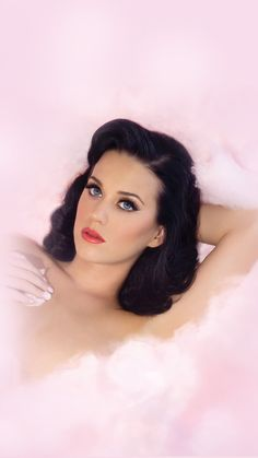 Hf67 Katy Perry Pink Album Cover Art Music