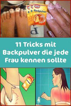 15 Tricks mit Backpulver, die jede Frau kennen sollte ! - alltagtricks
