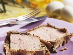 Schinken mit Brotteigmantel ist ein Rezept mit frischen Zutaten aus der Kategorie Brotteig. Probieren Sie dieses und weitere Rezepte von EAT SMARTER!