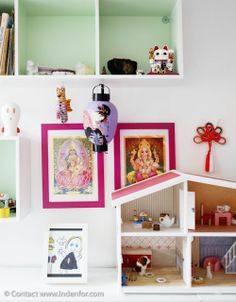 the boo and the boy: Kid shelving - part 4