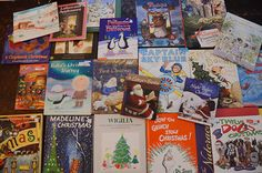 Advent calendar of books! One for each night of Christmas. Maybe have a book swap with friends beforehand to get new to you titles w/o spending money.