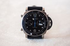 For most of us, Panerai is a company we imagine (whether we realize it or not) largely in terms of what it's become since it was acquired by the Richemont Group in 1997. Though a lot of us know the pre-Richemont history of Panerai mostly in the context of their provision of diver's watches and other gear to Italian commandos looking to wage asymmetrical warfare against the British Home Fleet, there is actually a continuity of involvement in the maritime world going all the way back to the…