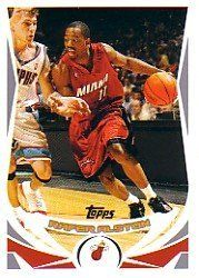 2004-05 Topps #125 Rafer Alston by Topps. $0.39. 2004 Topps Co. trading card in near mint/mint condition, authenticated by Seller