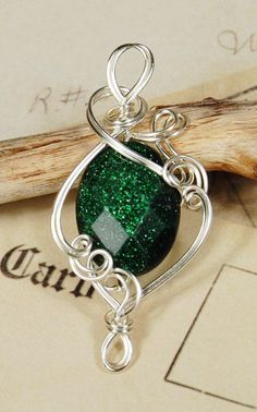 Pendant - what is the stone? It's beautiful