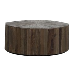 Gabby Mahogany Coffee Table, Round Wood Coffee Table, Home Coffee Tables, Furniture Slipcovers, Brown Furniture, Recycled Wood, Home Accents, Flooring, Chair