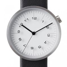 Japanese studio Nendo's Draftsmen 01 range of watches based on draughtsmen's tools is now available for pre-order exclusively at Dezeen Watch Store. Amazing Watches, Cool Watches, Watches For Men, Casual Watches, Men's Watches, Dezeen Watch Store, E 10, Fashion Watches, Cool Stuff