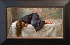 Slapend meisje - Girl Asleep, Kenne Gregoire, 2011 The Netherlands