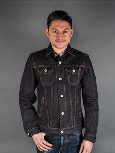 Man Style, Style Me, Japanese Selvedge Denim, Love Jeans, Men's Denim, Denim Jackets, Denim Fashion, Workwear, Type 3