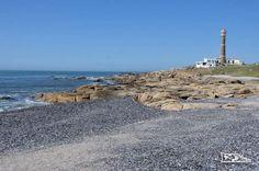 O famoso farol de Cabo Polonio, no litoral do Uruguai
