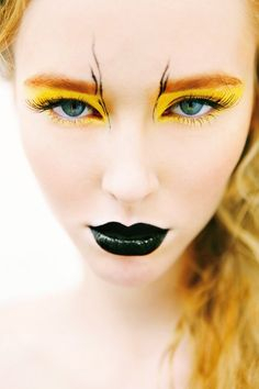photoshoot makeup?