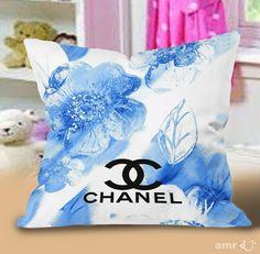 Chanel art vector Pillow Cases