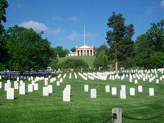 Arlington National Cemetery--Washington DC