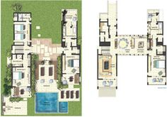 Floor Plan: Heron Villas 28-31