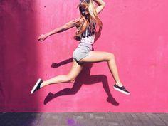 Pink wall @_madangel