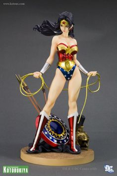 DC COMICS BISHOUJO COLLECTION WONDER WOMAN BISHOUJO STATUE 45€
