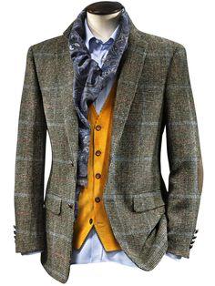 选择Harris Tweed的十大理由_礼仪文化_服饰文化_仕族-衬衫、法式衬衫、袖扣领带、西服西裤等男士正装服饰专卖店