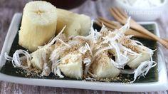 Steamed manioc