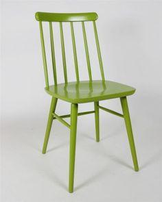 Spring Edt Swiss Design Scandinavian Tapiovaara Style Grass Green Fanett Chair