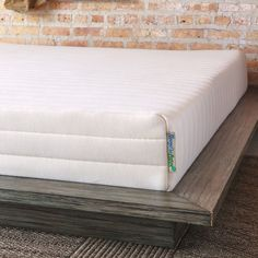 *** Pure Green™ Natural Latex Mattress - organic cotton - great reviews