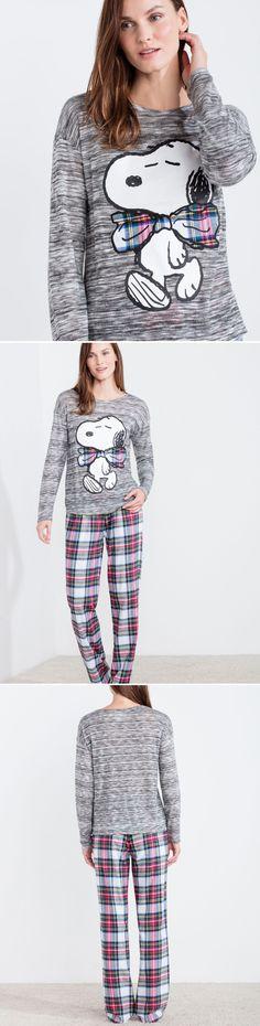 Snoopy long pyjama