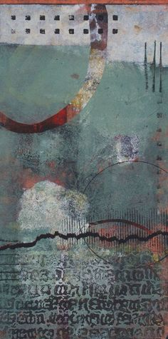 Reaching for the Highest ii monotype by Anne Moore